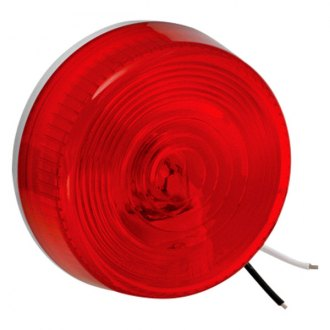 Bargman® - 2-3/4 Red Clearance Light