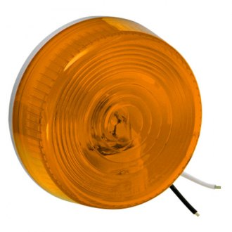 Bargman® - 2-3/4 Amber Clearance Light