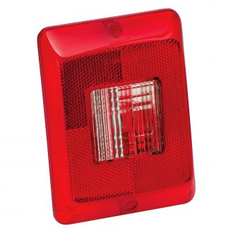Bargman® - 84 / 85 / 86 Series Vertical Clear Tail Light Lens with Backup