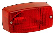 Bargman® - 15 Series Red Compact Stop / Tail / Turn Light