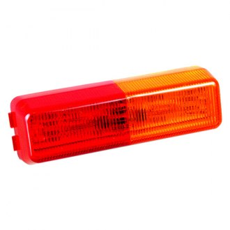 Bargman® - Red / Amber Clearance / Side Light without Base