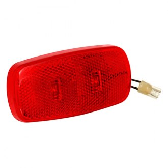 Bargman® - 59 Series LED Red Clearance / Side Marker Light Upgrade Kit