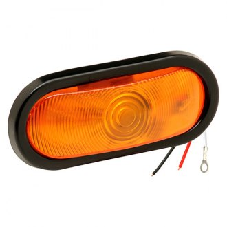 Bargman® - 6 Sealed Amber Turn Tail Light