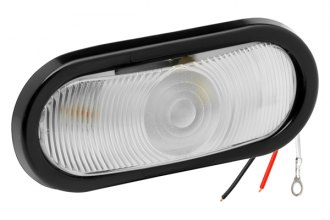 Bargman® - 6 Sealed Clear Tail Light