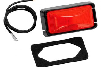 Bargman® - 37 Series Sealed Red Clearance Light