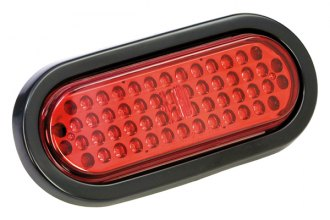 "Bargman® - 6"" Oval LED Tail Lights"