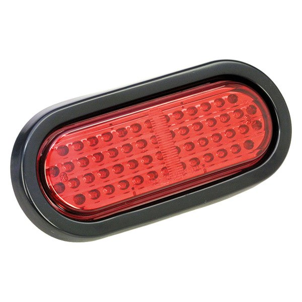 "Bargman® - 6"" Oval Horizontal Mount LED Stop / Tail / Turn Light"