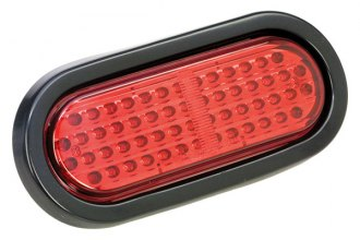 "Bargman® - 6"" LED Red Stop / Tail / Turn Light"