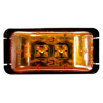 Bargman® - 37 Series LED Amber 2 Marker/Clearance Lamp