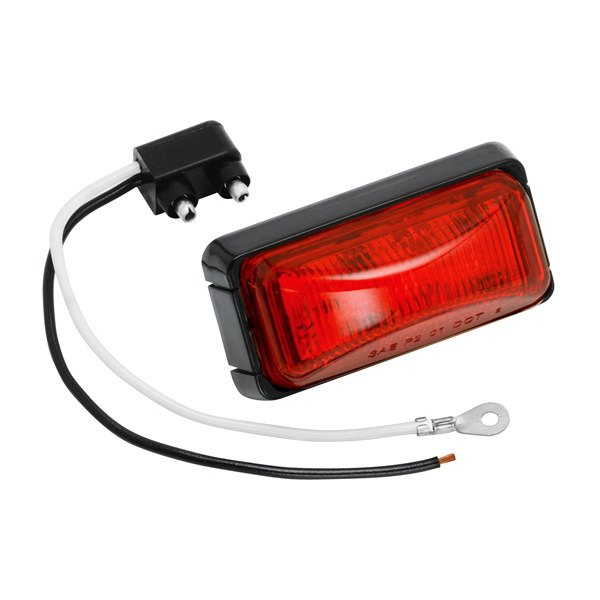 Bargman® - 37 Series LED Red Clearance Light Module