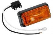 Bargman® - 37 Series LED Amber Clearance Light Module