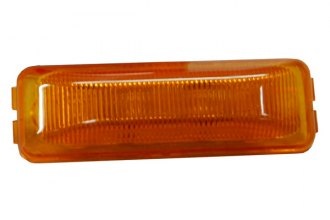 Bargman® - 38 Series LED Amber Clearance / Side Marker Light Module