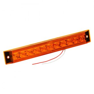 Bargman® - LED Amber Narrow ID Bar