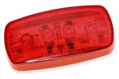 Bargman® - 58 Series LED Red Side Marker Clearance Light