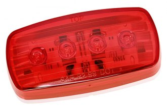 Bargman® - 58 Series Clearance / Side Marker Light