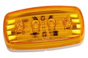 Bargman® - 58 Series LED Amber Side Marker Clearance Light