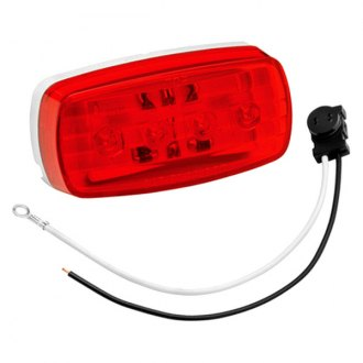 Bargman® - 58 Series LED Side Marker Clearance Light