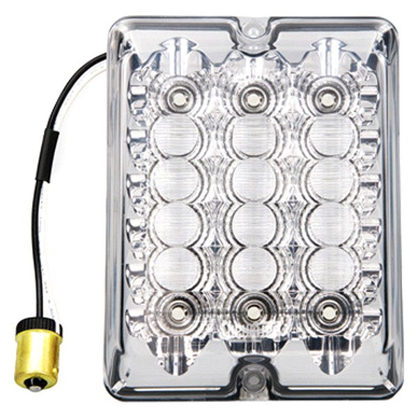 Bargman® - 84 Series LED Clear Backup Lens Module