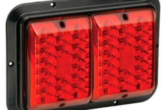 Bargman® - 84 Series Surface Mount LED Double Red Tail Light