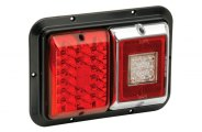 Bargman® - 84 Series LED Red Tail Light