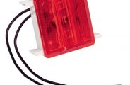 Bargman® - Wrap-Around LED Clearance / Side Marker Light Upgrade Module