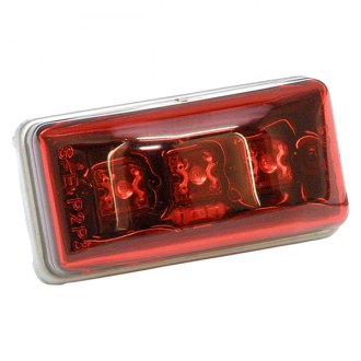 Bargman® - 99 Series Waterproof LED Side Marker Clearance Light with Type 302 Stainless Steel Hardware