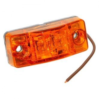 Bargman® - 99 Series Waterproof LED Amber Side Marker Clearance Light