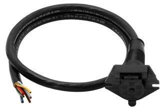Bargman® - Super Sealed 6-Way Car End Connector