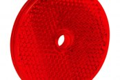 "Bargman® - 2-3/16"" Red Reflector"
