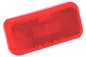 Bargman® - Red Clearance Light Lens with Screw