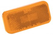 Bargman® - Amber Clearance Light Lens with Screw