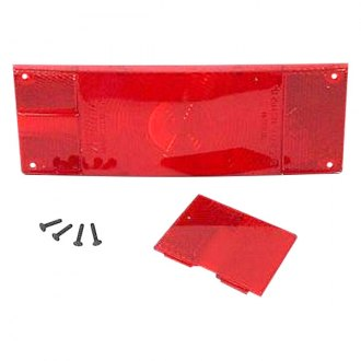 Bargman® - Tail Light and Clearance Light Lens with Screw