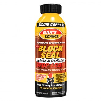Bars Leaks® - Block Seal™ Intake and Radiator Stop Leak 18 oz