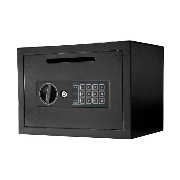 barska digital keypad safe review barska digital keypad lock portable safe reviews wayfair. Black Bedroom Furniture Sets. Home Design Ideas