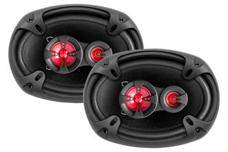 "Bass Inferno® - 6"" x 9"" Coaxial Speakers"