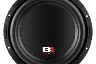 "Bass Inferno® - 10"" 1500W 4 Ohm BSW Series DVC Subwoofer"