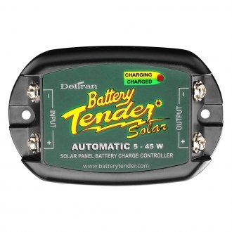 Battery Tender® - Solar Charge Controller