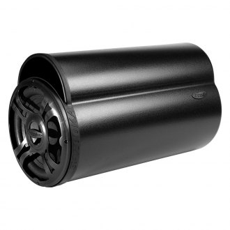 "Bazooka® - 10"" BT Series Single Tube Passive 500W Subwoofer Enclosure"