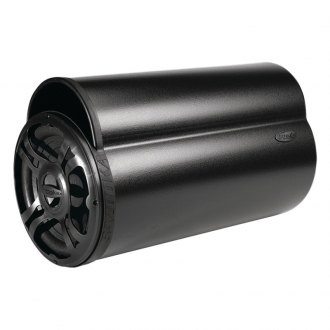 "Bazooka® - 10"" BT Series Single Ported Class D Powered 250W Subwoofer Tube"