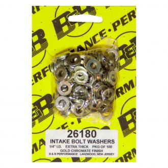 B&B Performance® - Intake Manifold Bolt Washers