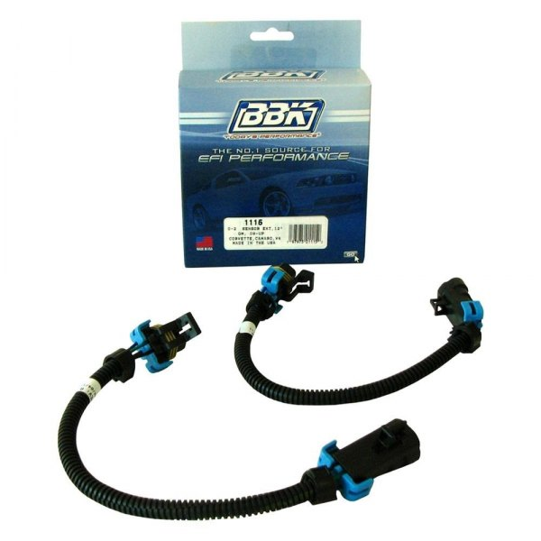 BBK® - Oxygen Sensor Wire Harness Extension Kit