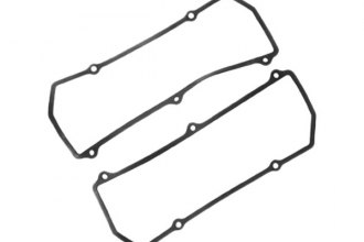 BBK® - Replacement Rubber Valve Cover Gasket Set