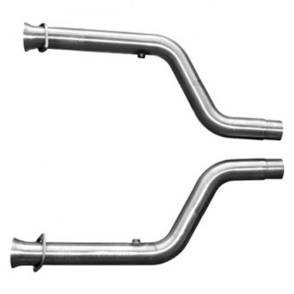 BBK® - CNC Series™ Short Mid-Pipe