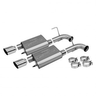 BBK® - Varitune Axle-Back Exhaust System Kit