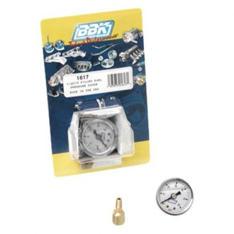 BBK® - Fuel Pressure Gauge and Rail Adapter Kit