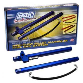 BBK® - Billet Aluminum Fuel Rail Kit