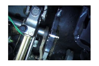 BBK® - Clutch Cable Installation