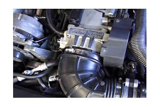 BBK® - Throttle Body Installation