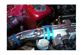 BBK® - Cold Air Intake System Installation