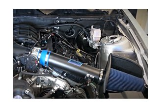 BBK® - Black Out Cold Air Intake Systems Installation